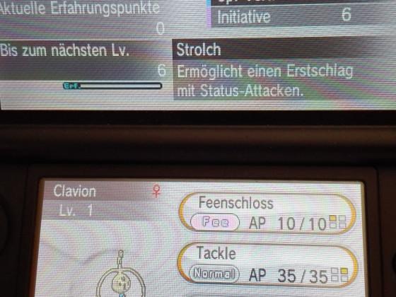 Shiny Clavion