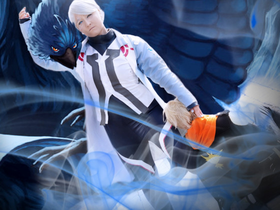 Blanche Cosplay