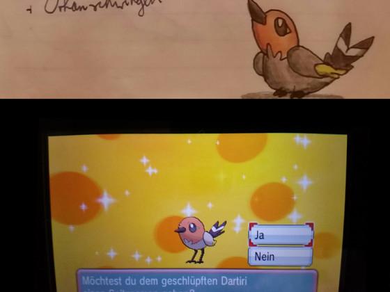 Shiny Dartiri