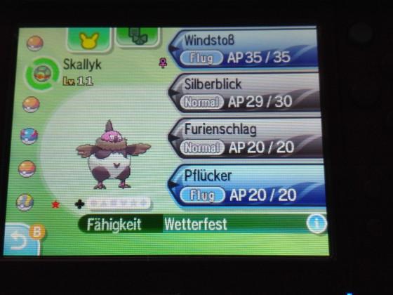 Shiny Skallyk