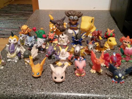 Digimon Treffen