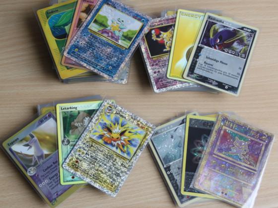 Neue Karten <3<3 Alles Reverseholos und besser <3