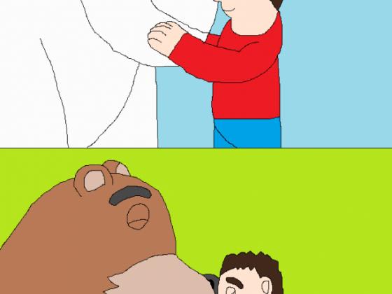 Meine Liebe zu den Bären