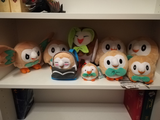 Growing Rowlets