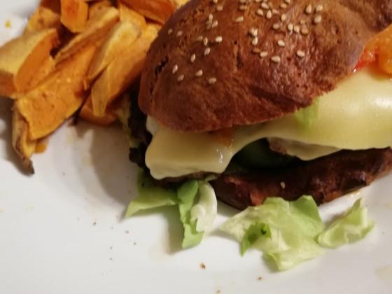 Burger a la Venelia