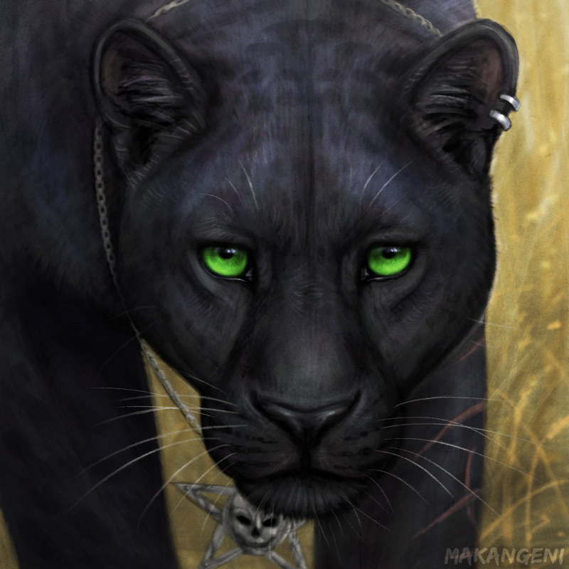 Rajani ~ The Dark One