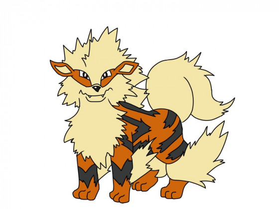 Daily Pokémon 59 - Arkani