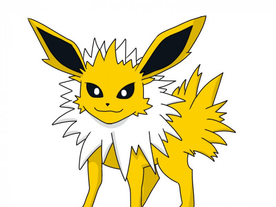 Daily Pokémon 135 - Blitza