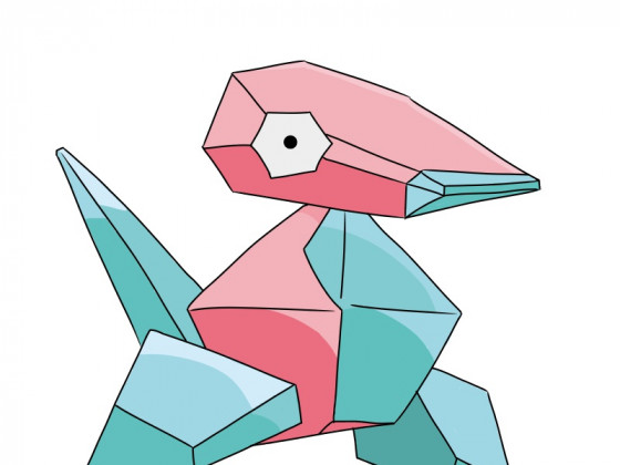Daily Pokémon 137 - Porygon