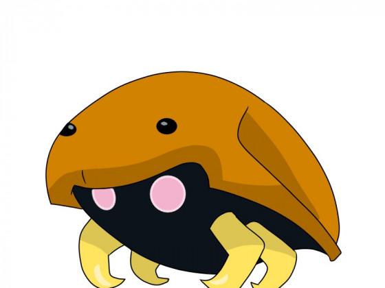 Daily Pokémon 140 - Kabuto