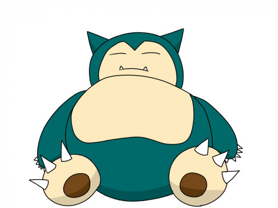 Daily Pokémon 143 - Relaxo