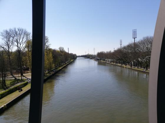 Chilligen am Kanal