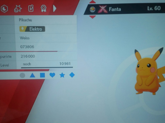Shiny Pikachu - Fanta
