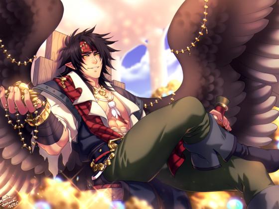 Tibarn - Shipless Pirate