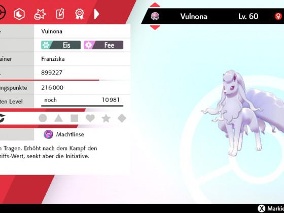 Shiny Vulnona #1