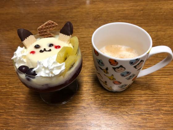 Pikachu-(Luxus)-Pudding