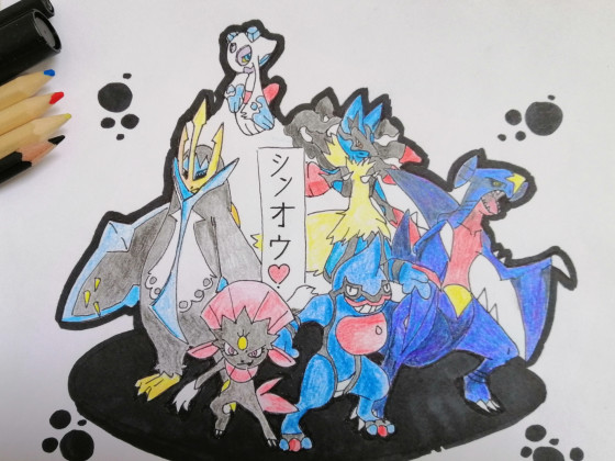 Team Sinnoh ^^