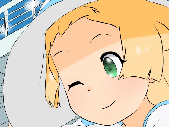 Lilly (Anime) Redraw