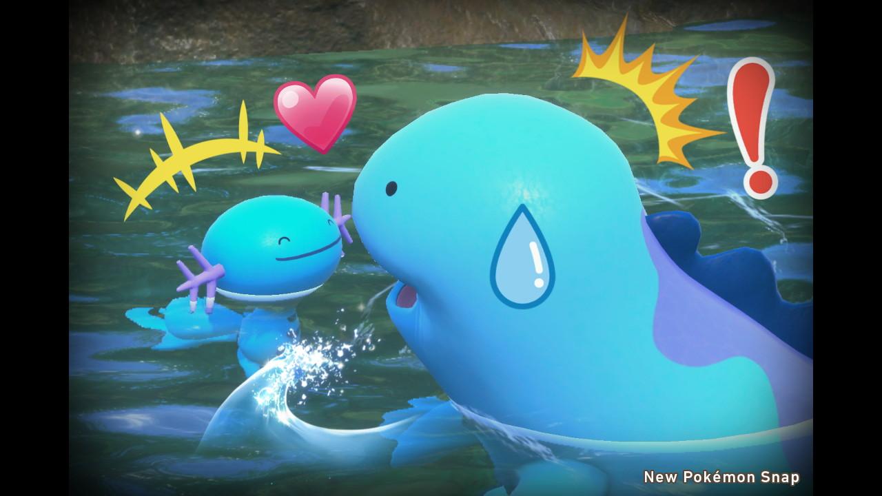 New Pokémon Snap - Spielspaß