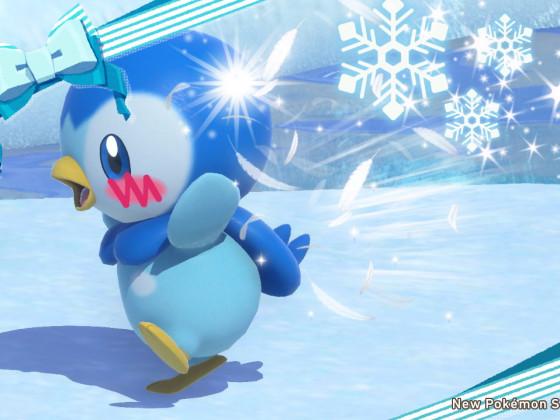 New Pokémon Snap - Schnell weg von hier!