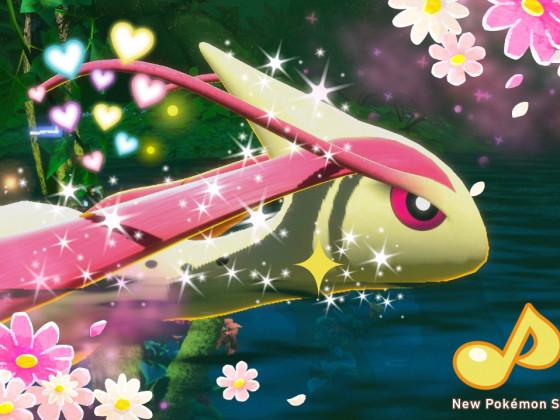 New Pokémon Snap - Schönheit