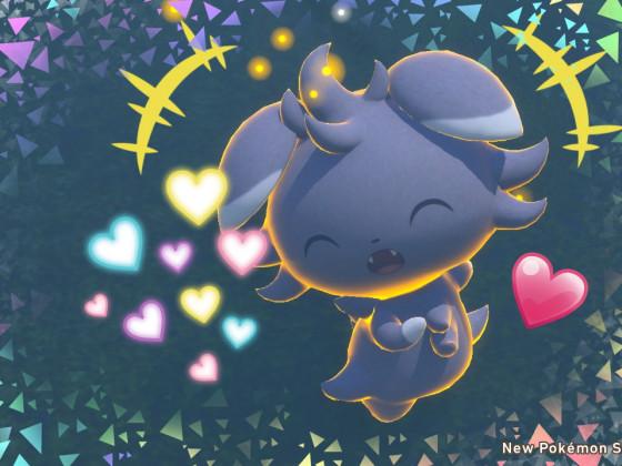 New Pokémon Snap - Ich leuchte!