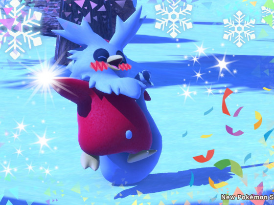 New Pokémon Snap - Merry Christmas