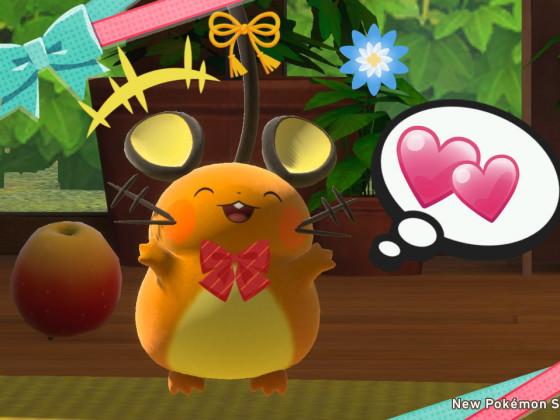 New Pokémon Snap - Freudensprung