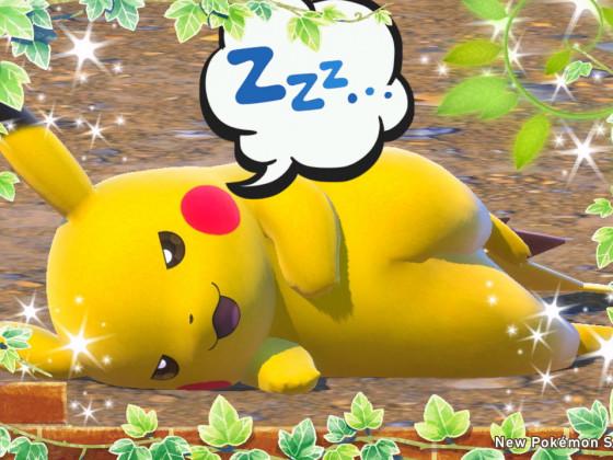New Pokémon Snap - Müüüüüüüde