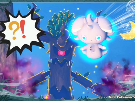 New Pokémon Snap -  Fotobomb