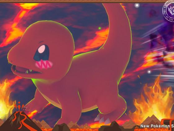 New Pokémon Snap - Vierbeiner?