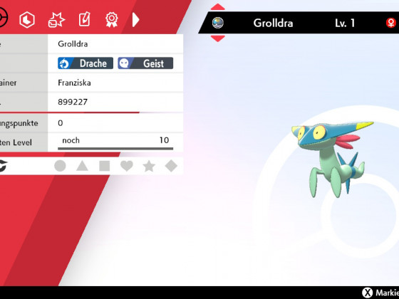 Shiny Grolldra #1