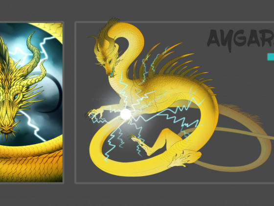 Aygarash, Lord of Thunder ~ Reference Sheet