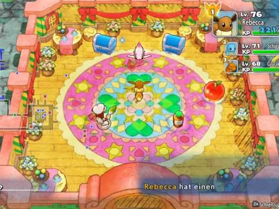 Shiny Celebi im Wunderhaus