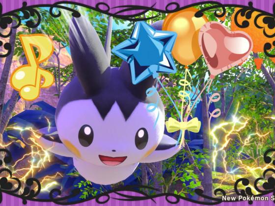New Pokémon Snap - Huiiiiii!!!