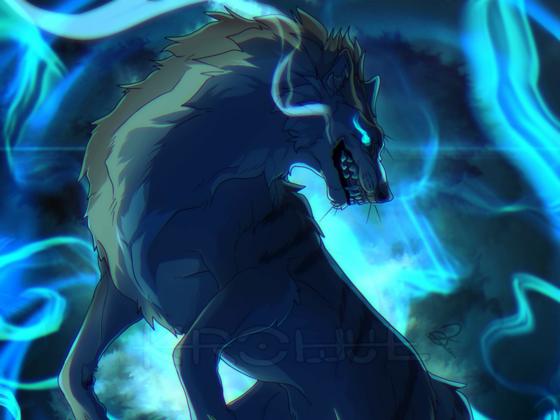 Seth ~ Energy Flare