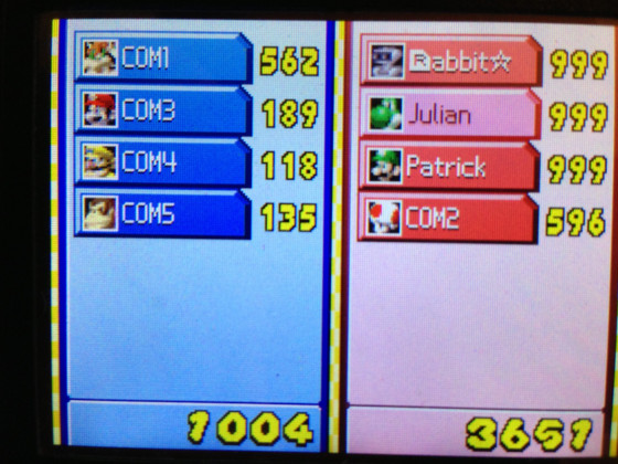 Mario Kart Ds Punkte