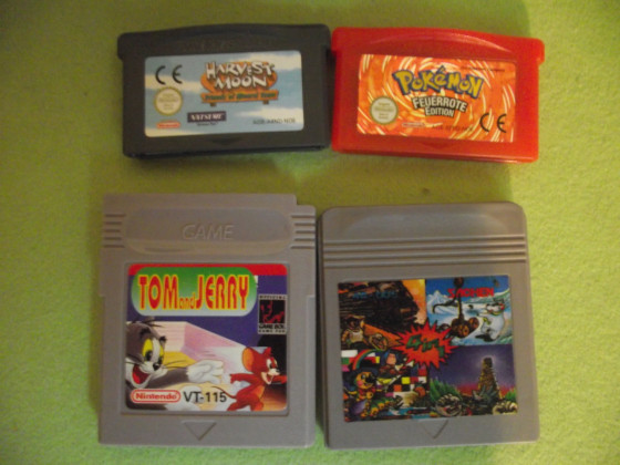 Zoom (GBA + Fake-GB-Games)