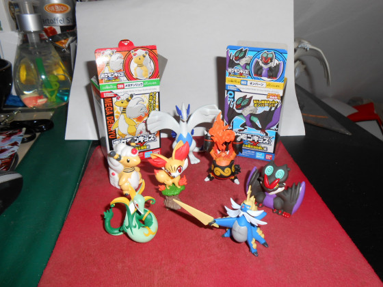 Pokémon Figuren