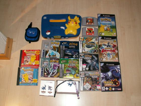 Pokémon Spiele