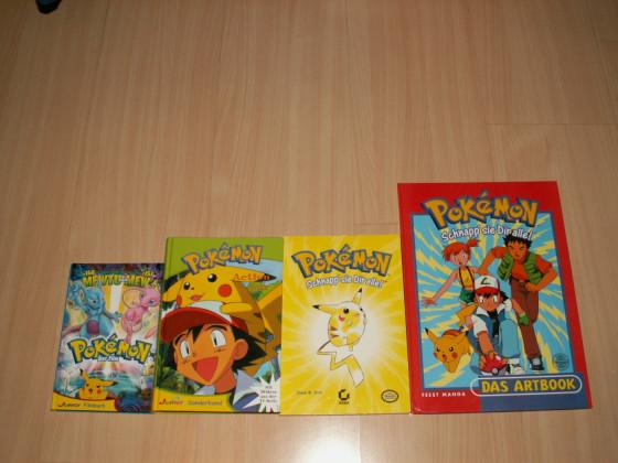 Pokémon Bücher