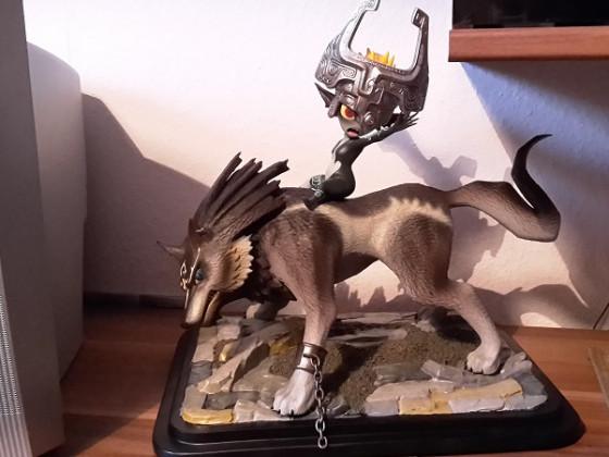 ~ Wolf Link und Midna ~