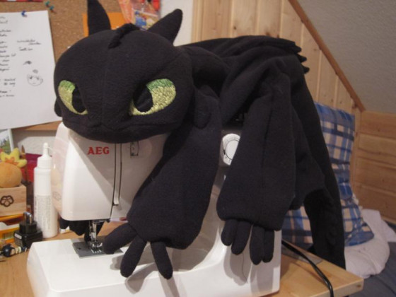 Toothless_WIP