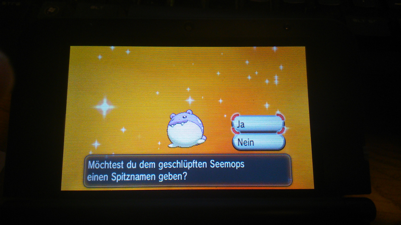 Shiny Cutemops!