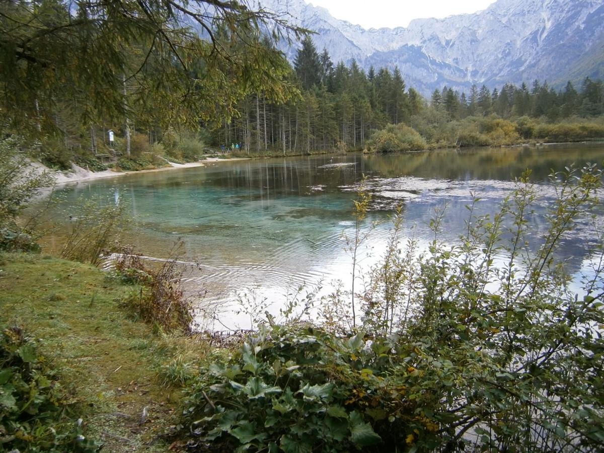 Ausflug Almsee/Grünau/Salzkammergut