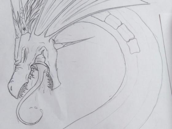 WIP Seeschlange