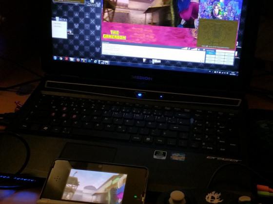 Mein Gaming-Setup <3
