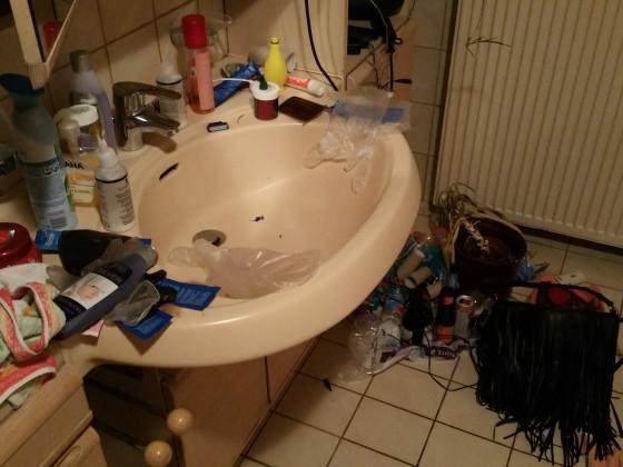 Badezimmerfotos sind geil