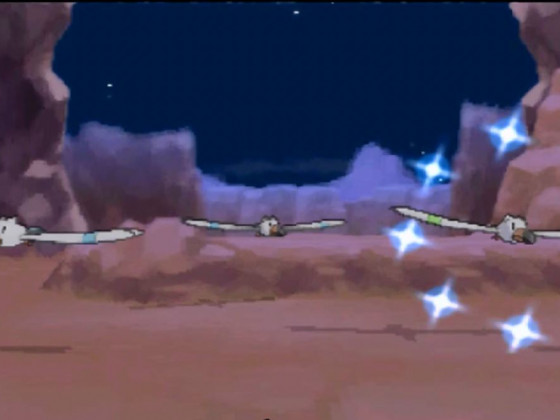 Shiny Wingull nach 380+ Hordenentcouter