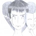 Maskiertes Herz